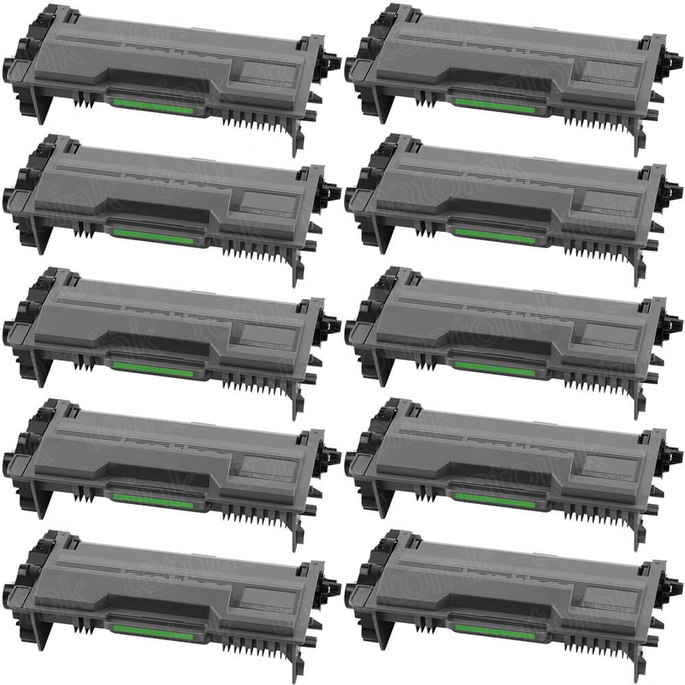 Brother TN880 (10-pack) Super High Yield Black Toner Cartridges