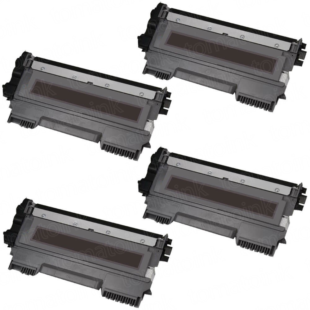Brother TN450X (4-pack) Jumbo Yield Black Toner Cartridges