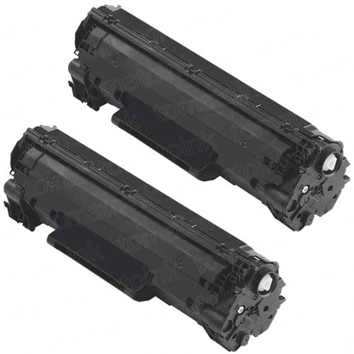 Canon 125 (2-pack) Black Toner Cartridges