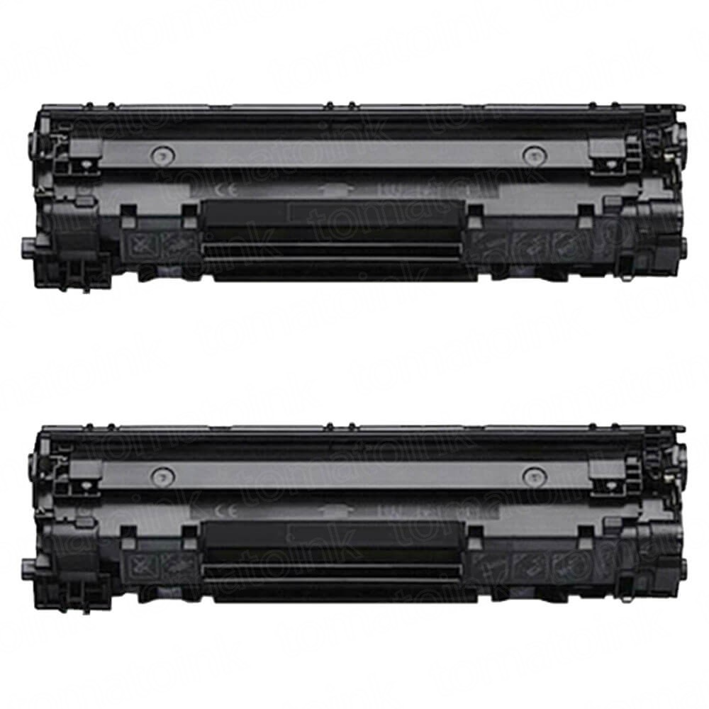 Canon 126 (2-pack) Black Toner Cartridges