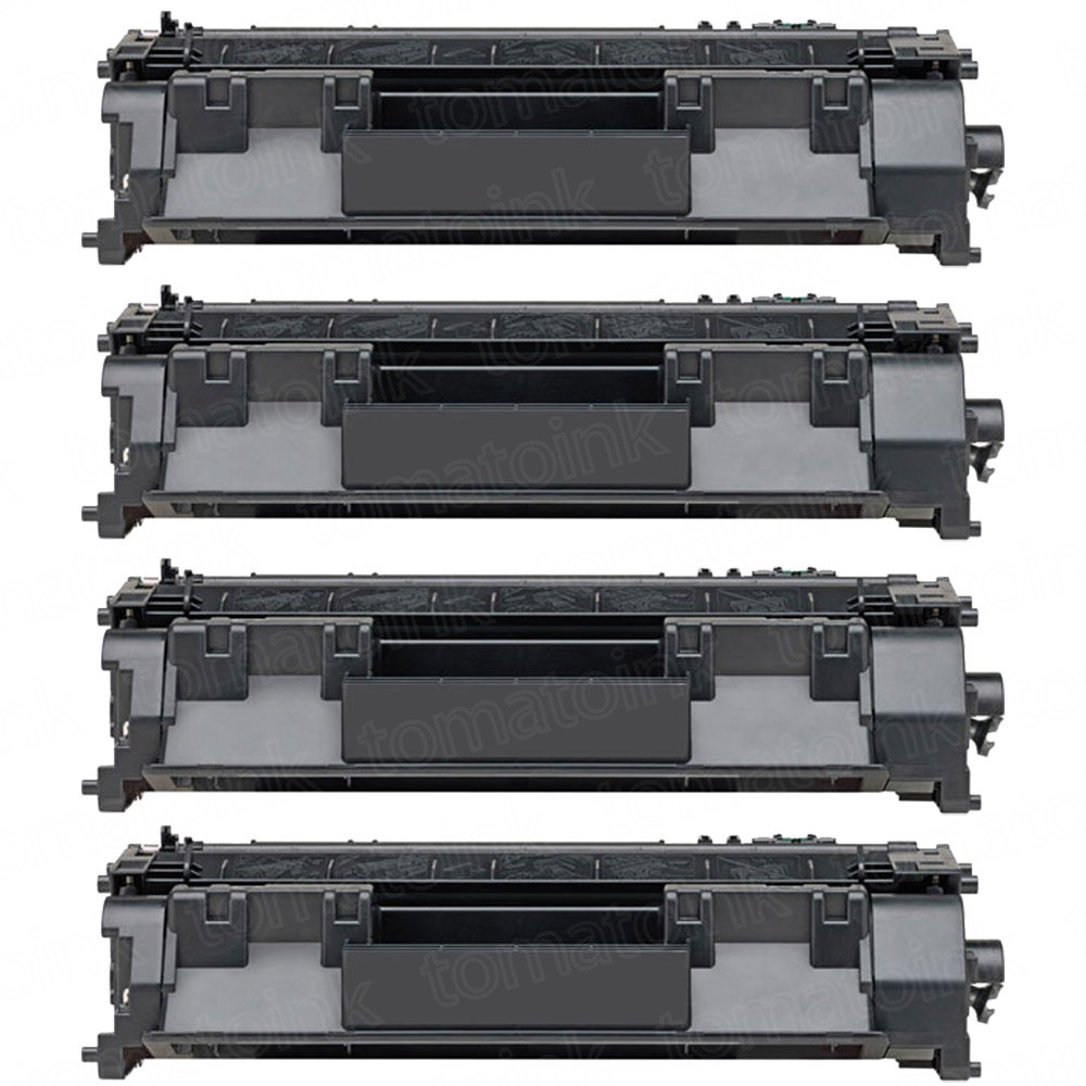 HP 05A (CE505A) 4-pack Black Toner Cartridges