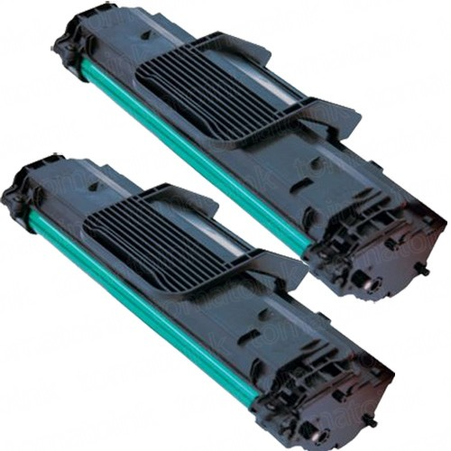 Samsung ML-2010D3 (2-pack) Black Toner Cartridges