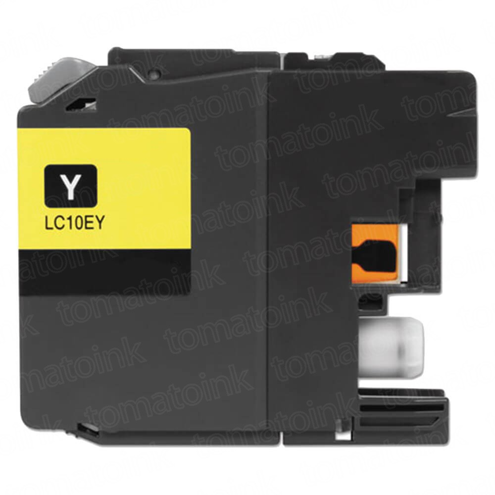 Brother LC10EY XXL Yellow Ink Cartridge