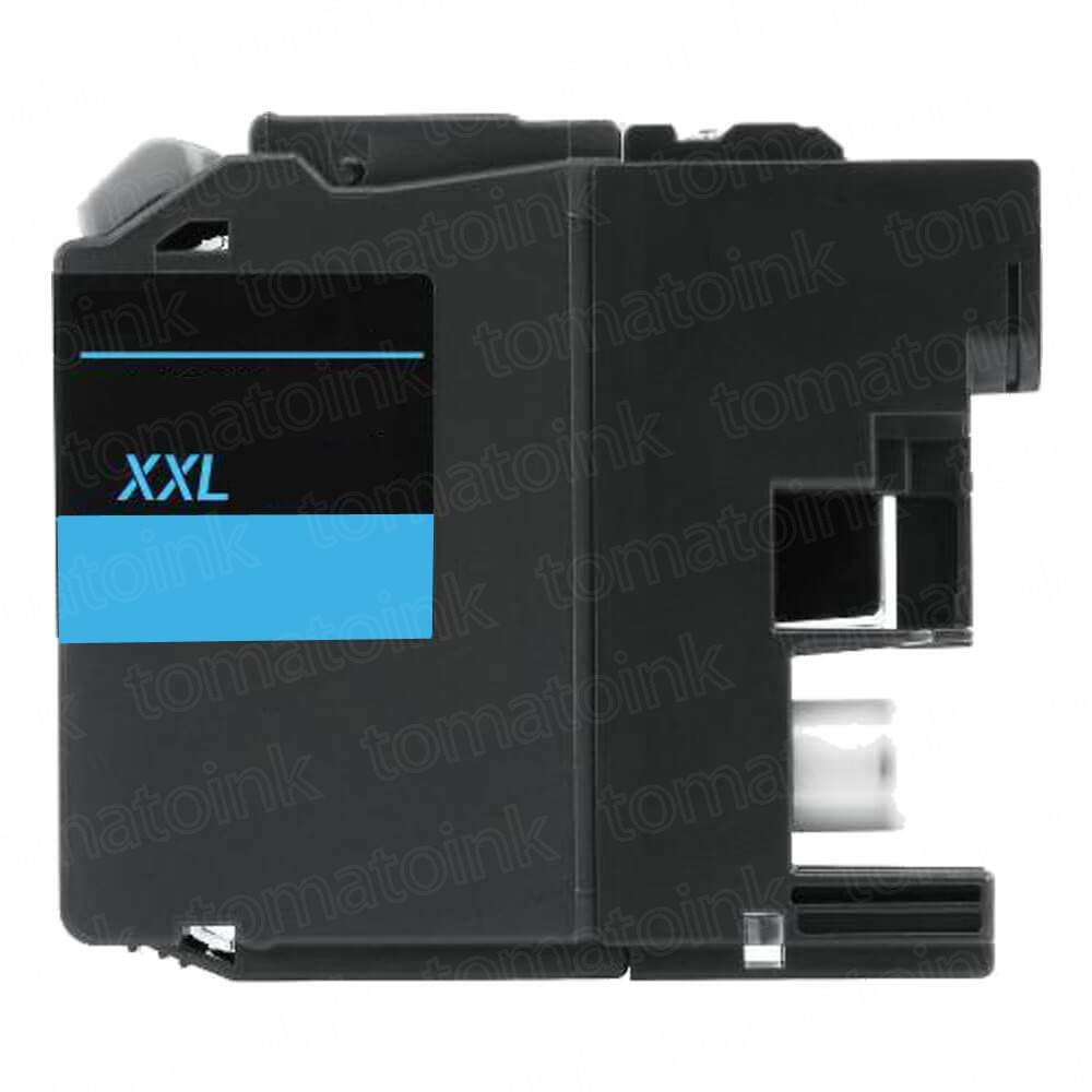 Brother LC20EC XXL Cyan Ink Cartridge