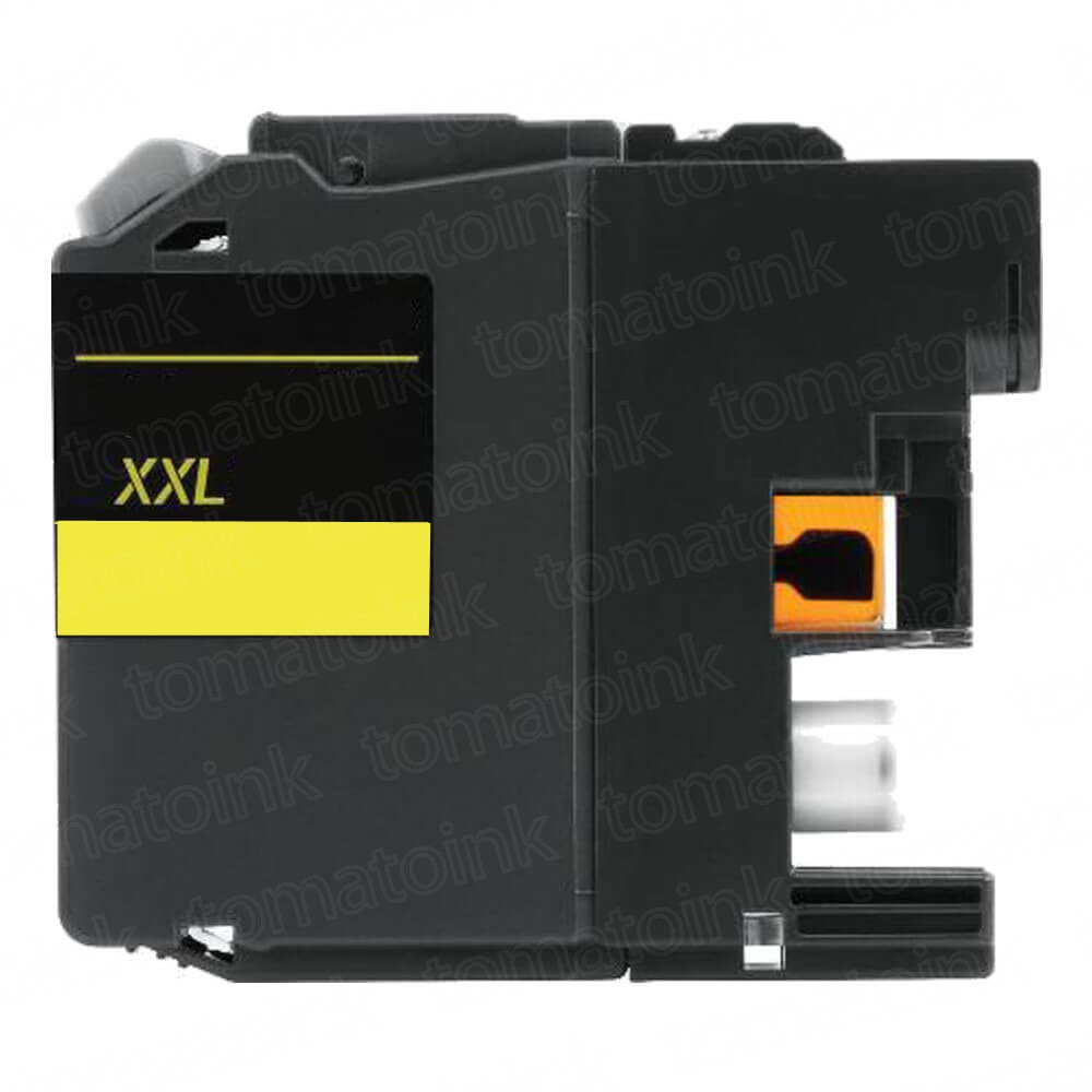 Brother LC20EY XXL Yellow Ink Cartridge