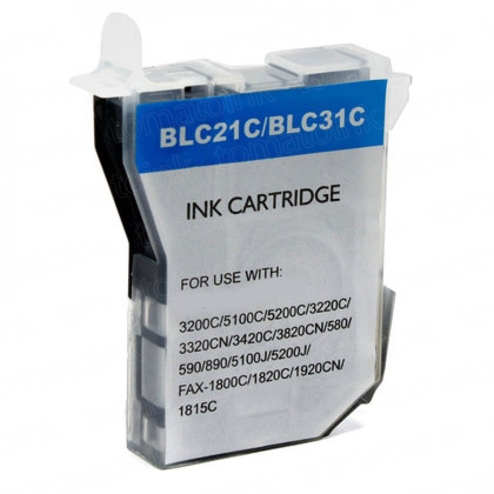 Brother LC21C Cyan Ink Cartridge