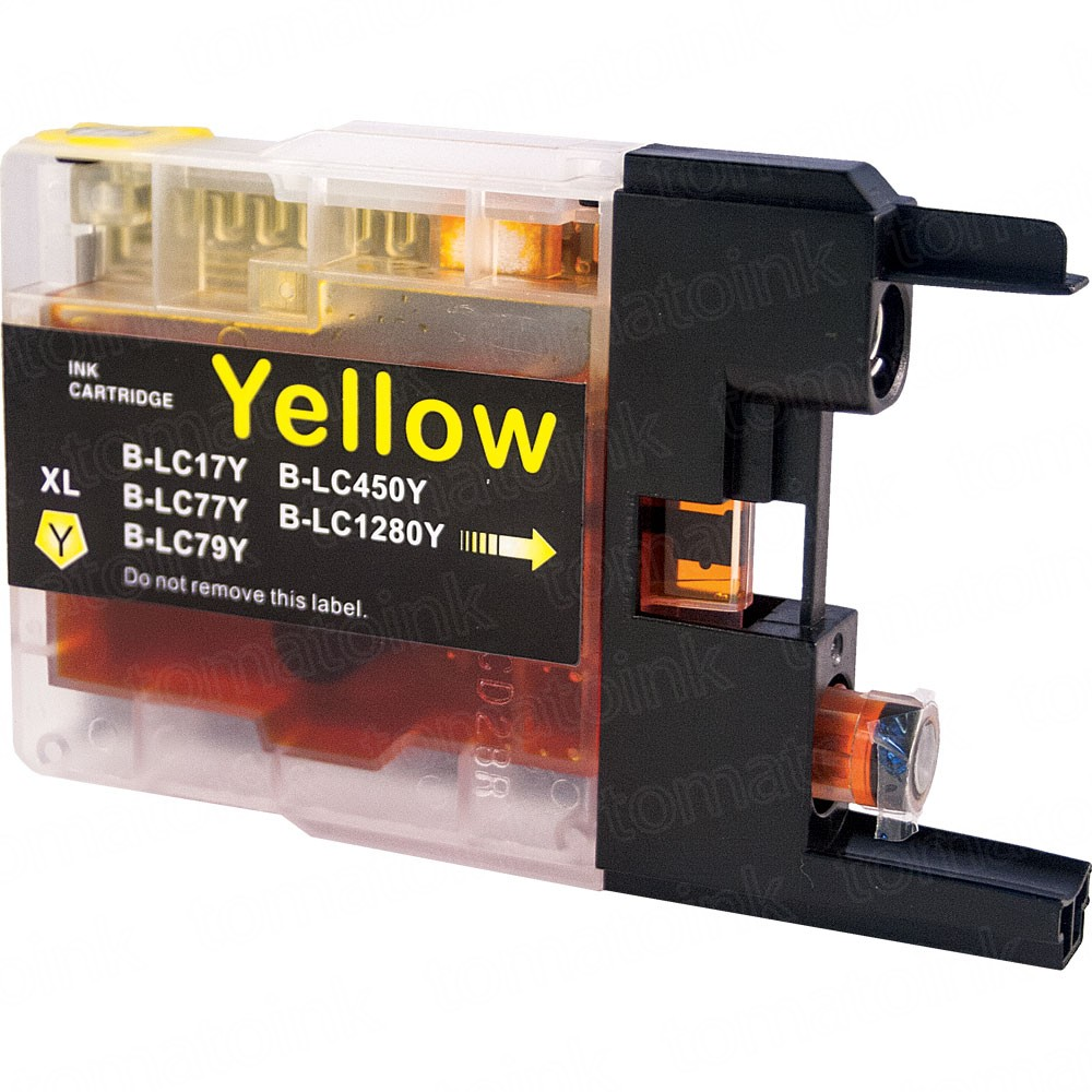 Brother LC79Y XXL Yellow Ink Cartridge