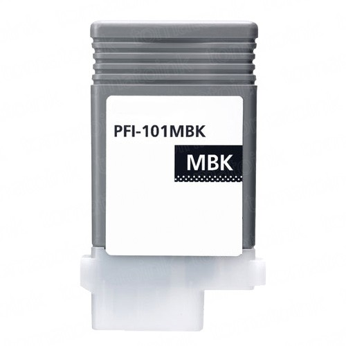 Canon PFI-101MBK Matte Black Inkjet Cartridge