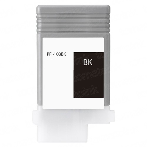 Canon PFI-103BK Black Inkjet Cartridge