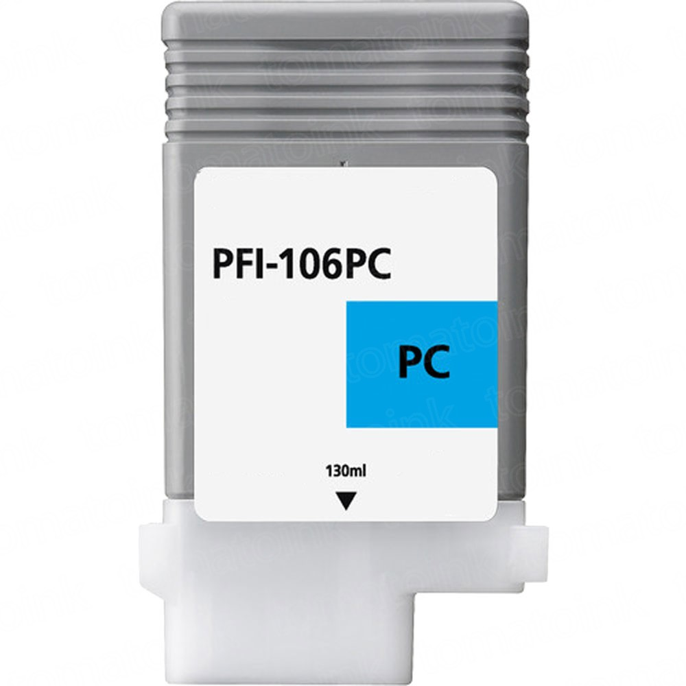 Canon PFI-106PC Photo Cyan Inkjet Cartridge