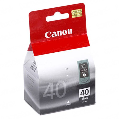Canon PG-40 Genuine Black Ink Cartridge
