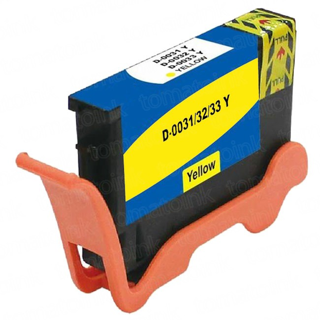 Dell 9FRX5 High Yield Yellow Series 32 Ink Cartridge