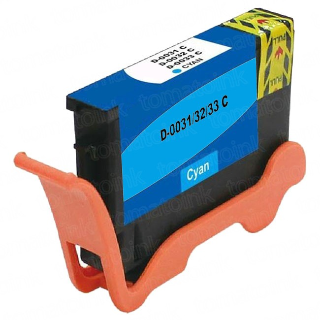 Dell N06MK Series 32 High Yield Cyan Printer Ink Cartridge