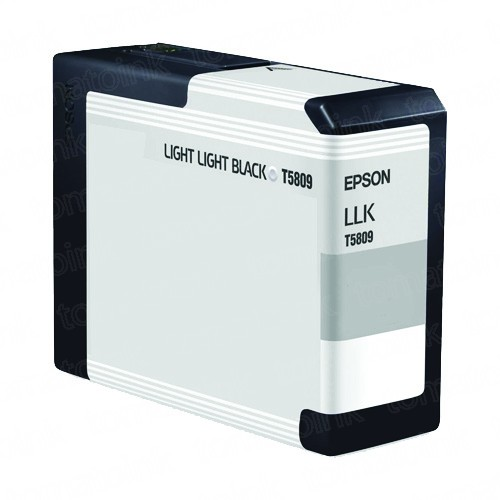 Epson T580900 Light Light Black Ink