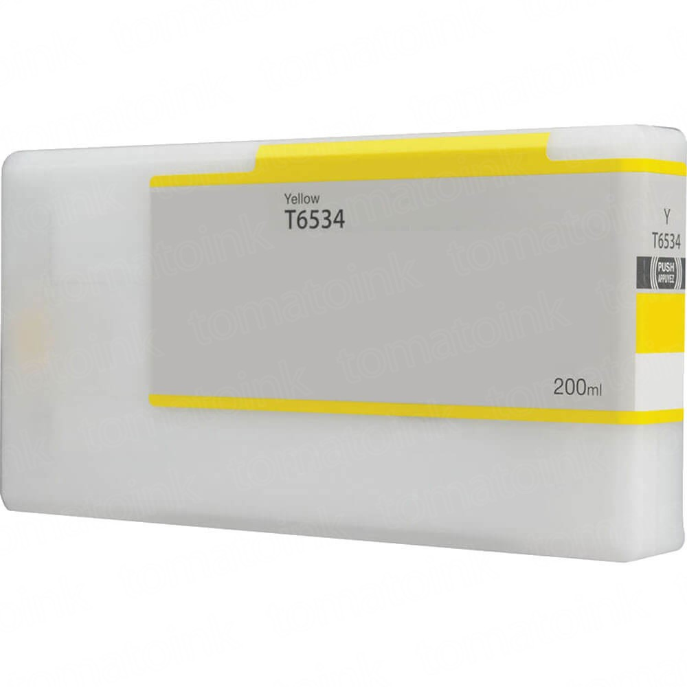 Epson T653400 Yellow Ink Cartridge