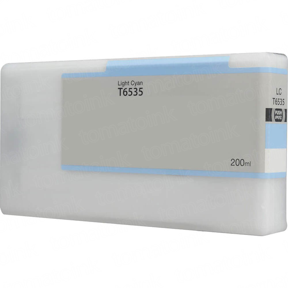 Epson T653500 Light Cyan Ink Cartridge