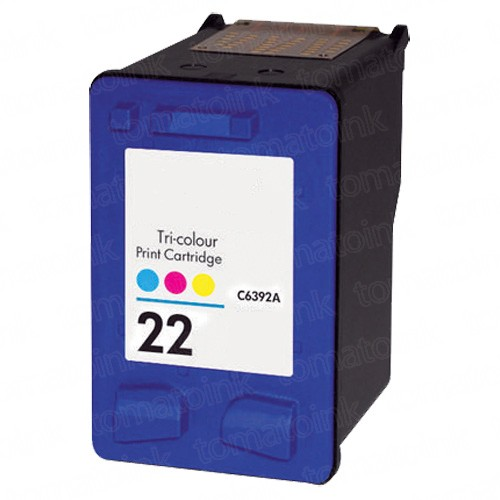 HP 22 C9352AN Color Ink Cartridge
