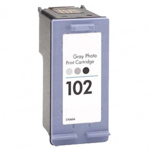 HP 102 C9360AN Photo Gray Ink Cartridge