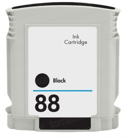 HP 88XL C9396AN High Yield Black Ink Cartridge