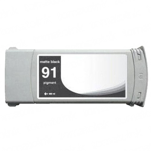 HP 91 C9464A Matte Black Ink Cartridge