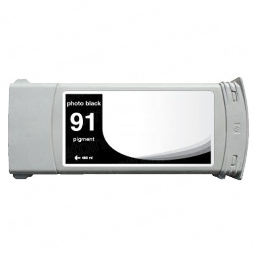 HP 91 C9465A Photo Black Ink Cartridge