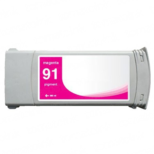 HP 91 C9468A Magenta Ink Cartridge