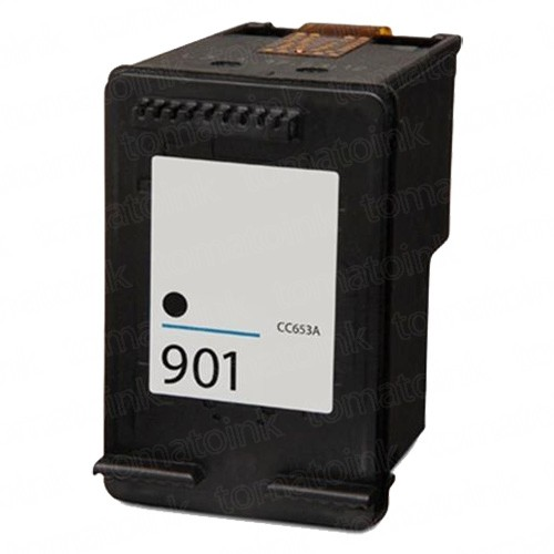 HP 901 CC653AN Black Ink Cartridge