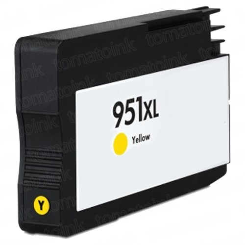 HP 951XL CN048AN High Yield Yellow Ink Cartridge