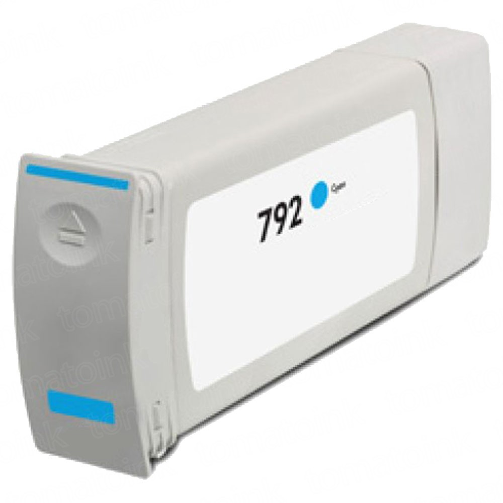 HP 792 CN706A Latex Cyan Ink Cartridge