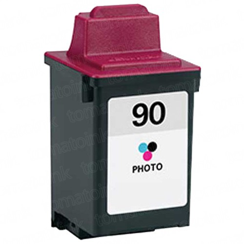 Lexmark 90 12A1990 Photo Color Ink Cartridge