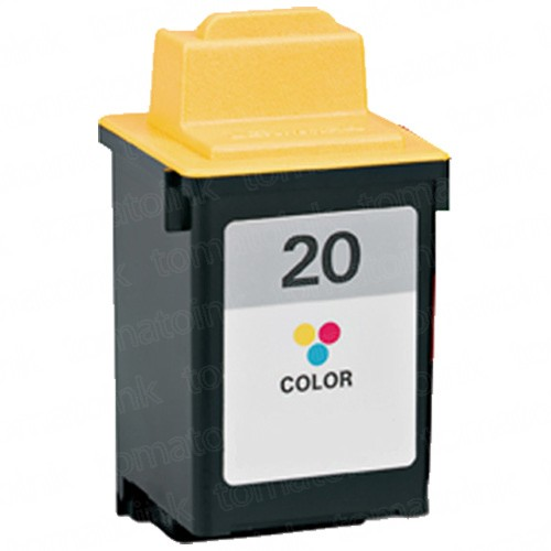 Lexmark 20 / 15M0120 Color Ink Cartridge