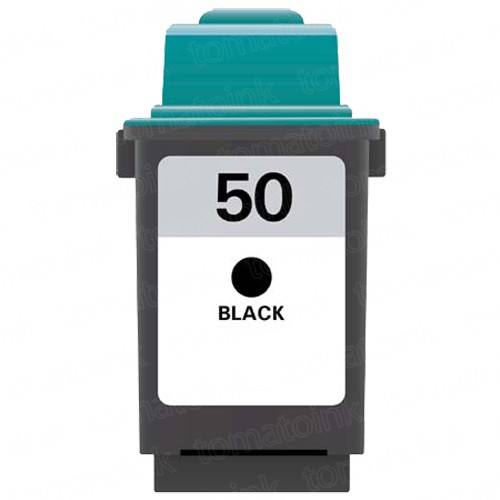 Lexmark 50 / 17G0050 Black Ink Cartridge