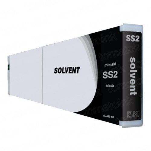 Mimaki SS2BK / SPC-0380BK Black Ink Cartridge