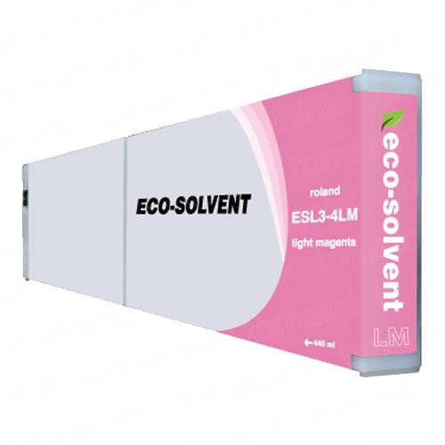 Roland ESL3-4LM Eco-Sol Max Light Magenta Ink Cartridge