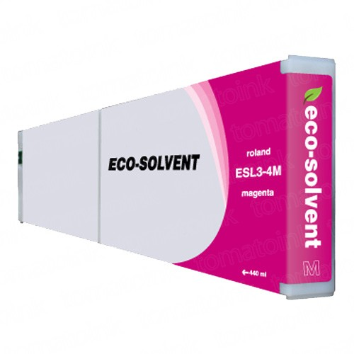 Roland ESL3-4M Eco Sol Max Magenta Ink Cartridge