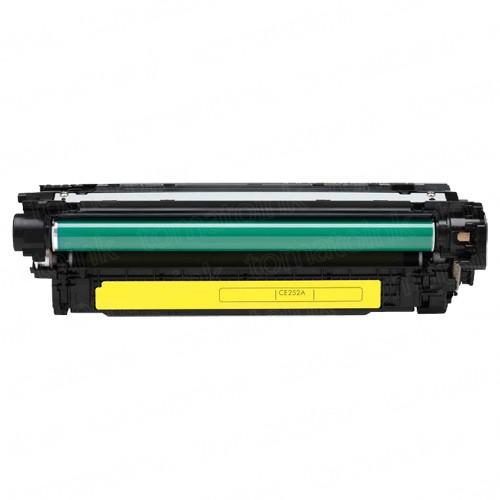 HP 504X CE252A Yellow Laser Toner Cartridge