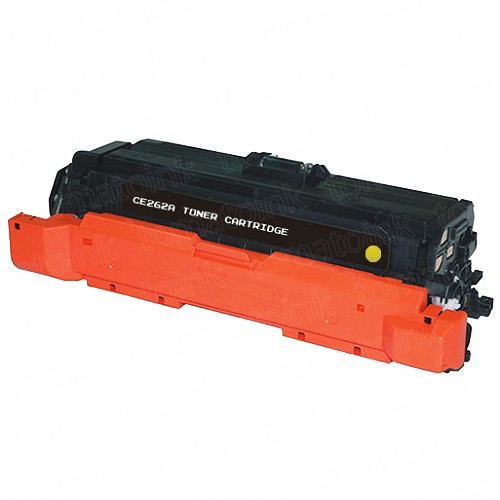 HP 648A CE262A Yellow Laser Toner Cartridge
