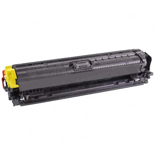 HP 650A CE272A Yellow Laser Toner Cartridge