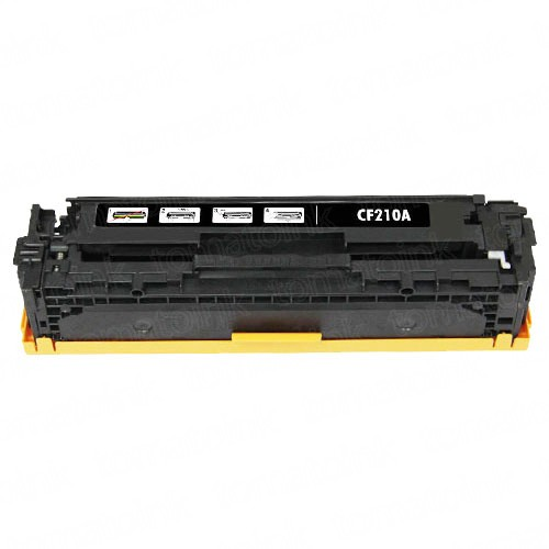 HP CF210A (HP 131A) Black Laser Toner Cartridge