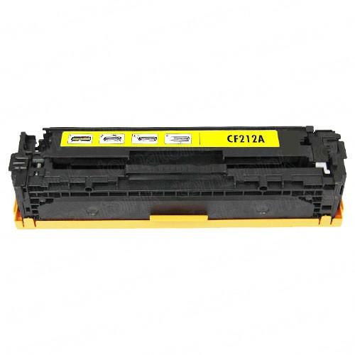 HP CF212A (HP 131A) Yellow Laser Toner Cartridge