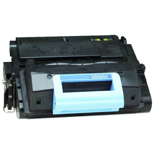 HP Q5945A (45A) Black Laser Toner Cartridge