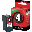 Lexmark 4 / 18C1974 Genuine Black Ink Cartridge