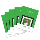 Premium 5 x 7 Lustre Inkjet Photo Paper - 100 sheet