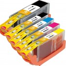 Canon PGI-250XL & CLI-251XL Black & Color 5-pack HY Ink Cartridges
