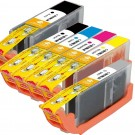Canon PGI-250XL & CLI-251XL Black & Color 6-pack HY Ink Cartridges