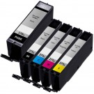 Canon PGI-270XL & CLI-271XL Black & Color 5-pack HY Ink Cartridges
