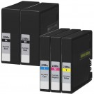 Canon PGI-2200XL Black & Color 5-pack High Yield Ink Cartridges