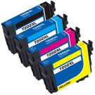 Epson 202XL ink cartridges combo pack 4