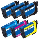 Epson 202XL ink cartridges combo pack 6