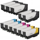 Epson 410XL T410XL Black & Color 11-pack HY Ink Cartridges